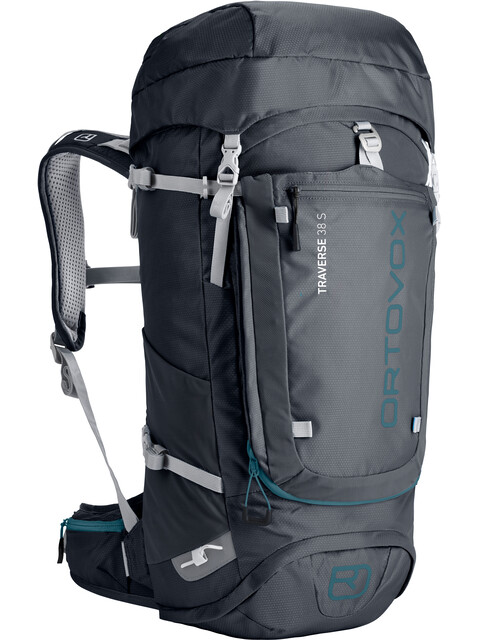 Ortovox Traverse 38 Backpack S Black Anthracite